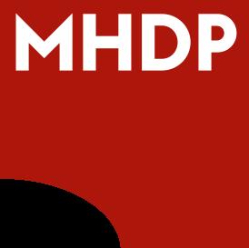 MHDP Architects - Footer Logo