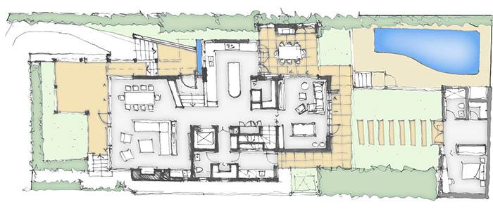 Rose Bay - Concept Floorplan