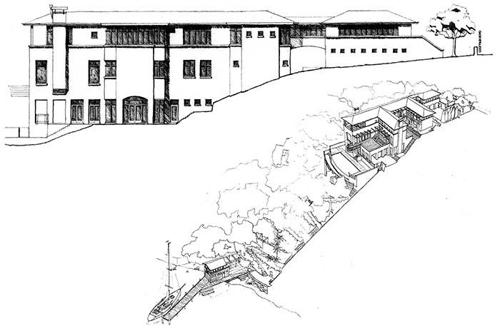 Northbridge Residence -Drawing