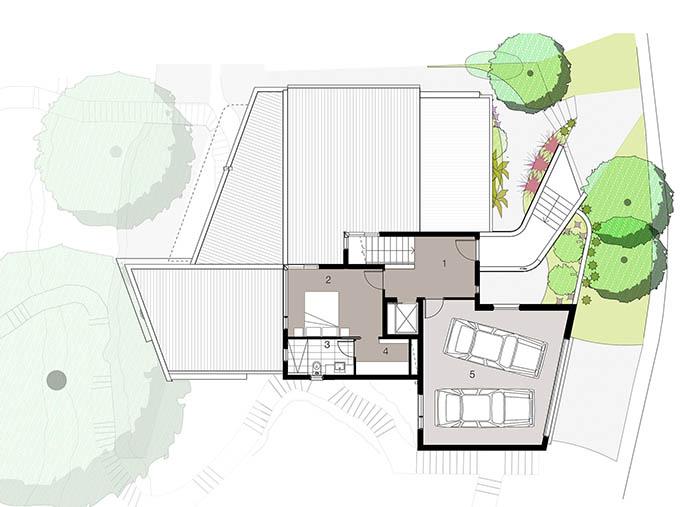 Seaforth Residence - Plan