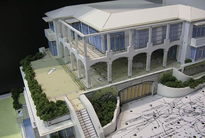 Darling Point Residence - Model