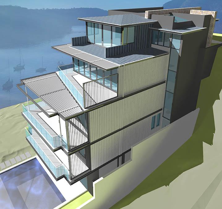 CGI Seaforth Residence